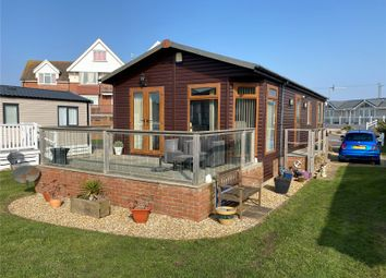Pebble Bay, Beach Park, Lancing, West Sussex BN15. 2 bed detached house for sale