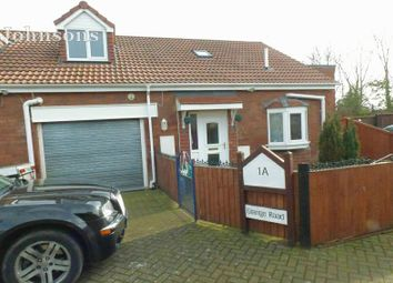 Thumbnail 3 bed semi-detached bungalow for sale in Grange Road, Rossington, Doncaster.