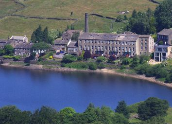 Thumbnail 3 bed town house for sale in Waterside Mill, Denholme Road, Oxenhope