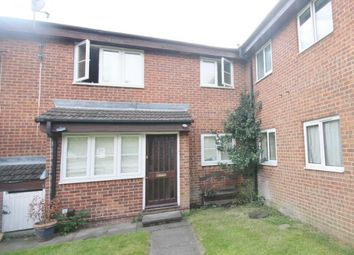 Thumbnail 1 bed terraced house to rent in Sycamore Walk, Englefield Green, Surrey