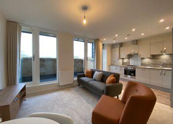 Thumbnail 2 bed flat to rent in Rye Common Lane, Crondall, Farnham