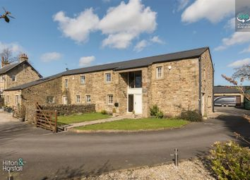 Thumbnail 4 bed barn conversion for sale in Cockden Barn, Todmorden Road, Briercliffe