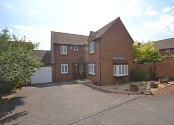 Thumbnail 4 bed detached house for sale in Robinson Close, Selsey