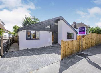 46A Temple Avenue, Croydon CR0. 2 bed detached bungalow