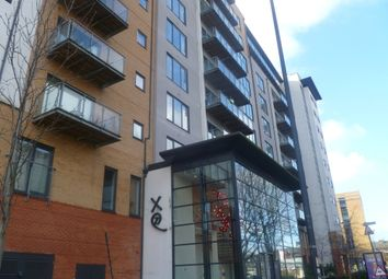 Thumbnail 2 bed flat to rent in Xq7 Building, Taylorson Street South, Salford