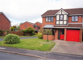 Thumbnail 4 bed detached house for sale in The Delph, Stirchley Telford