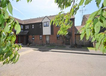 Thumbnail 2 bed terraced house for sale in The Drakes, Shoeburyness, Southend-On-Sea