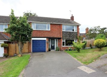 Thumbnail 3 bed detached house for sale in St. Michaels Drive, Appleby Magna