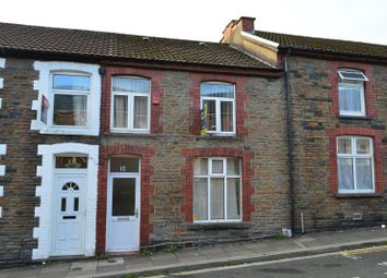 Thumbnail 4 bed terraced house to rent in Brook Street, Treforest, Pontypridd