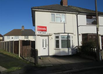 Thumbnail 2 bedroom semi-detached house for sale in Myvod Road, Wednesbury