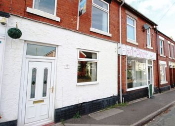 Thumbnail 2 bed terraced house for sale in Congleton Road, Biddulph, Staffordshire