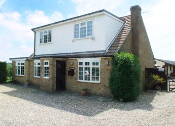 Thumbnail 4 bed detached house for sale in Lowfields Lane, Freiston, Boston