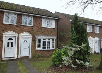 Thumbnail 3 bed semi-detached house to rent in Jubilee Close, Pamber Heath, Tadley