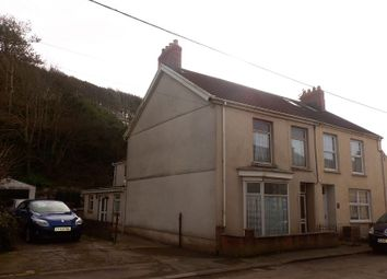 Thumbnail 4 bedroom semi-detached house for sale in Coburg Villas, Ferryside, Carmarthenshire.