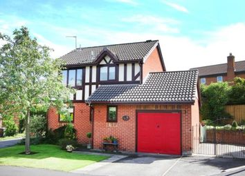 Thumbnail 3 bedroom detached house for sale in Marcham Drive, Beighton, Sheffield, South Yorkshire