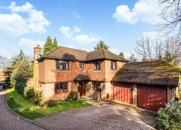 Thumbnail 4 bedroom detached house to rent in Oakwood Rise, Caterham