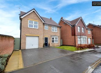 Thumbnail 5 bed detached house for sale in Brocklesby Avenue, Habrough Fields, Immingham