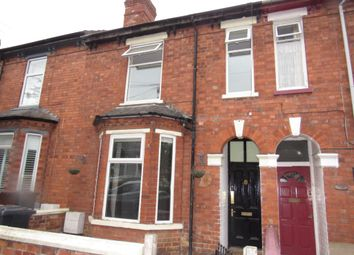 Thumbnail 4 bed terraced house to rent in Richmond Road, Lincoln