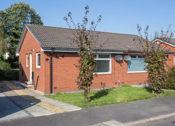 Thumbnail 2 bed semi-detached bungalow for sale in Mottram Drive, Wigan
