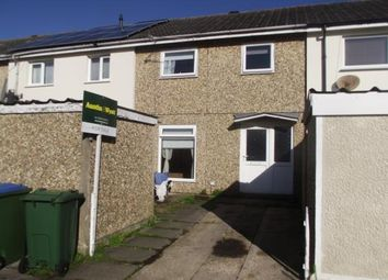 Thumbnail 3 bed terraced house for sale in Bower Close, Southampton