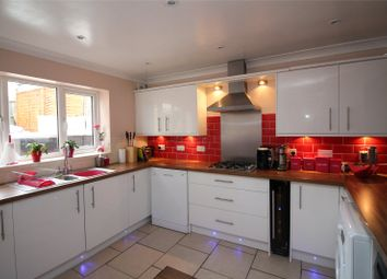 Thumbnail 3 bed terraced house for sale in Spitfire Close, Chatham, Kent