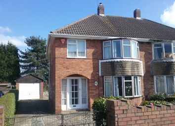 Thumbnail 3 bedroom semi-detached house for sale in Wheatley Crescent, Leegomery, Telford