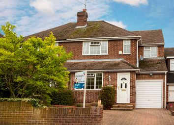 Thumbnail 4 bedroom semi-detached house to rent in Hartsbourne Road, Earley, Reading