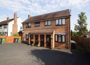 Thumbnail 1 bedroom maisonette for sale in Vicarage View, Batchley, Redditch
