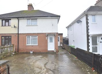 Thumbnail 3 bed semi-detached house for sale in 27 Margaret Road, Tewkesbury, Gloucestershire