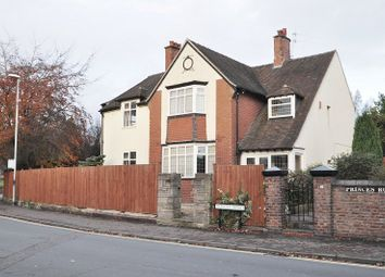 Thumbnail 4 bedroom detached house for sale in Princes Road, Hartshill, Stoke-On-Trent
