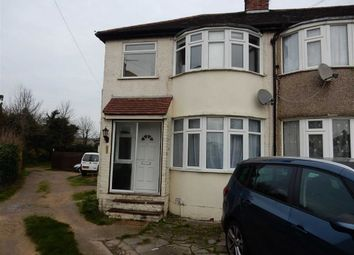 Thumbnail 2 bed town house to rent in Clevedon Gardens, Hayes, Middlesex