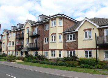 Thumbnail 2 bedroom flat for sale in Bourne Place, 101 Eastworth Road, Chertsey, Surrey