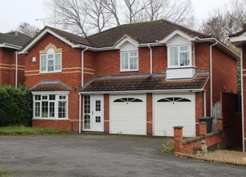Thumbnail 5 bed detached house for sale in Harebell Close, Hamilton, Leicester