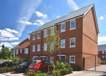 Thumbnail 4 bedroom town house for sale in Eden Road, Dunton Green, Sevenoaks