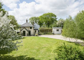 Thumbnail 4 bed cottage for sale in Melchet Close, Melchet Park, Sherfield English, Romsey