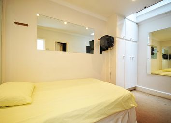 Thumbnail Studio to rent in Inverness Mews, Bayswater