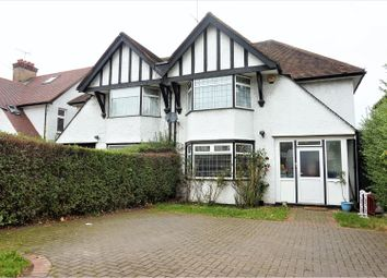 Thumbnail 3 bed semi-detached house for sale in Cricklewood Lane, Cricklewood