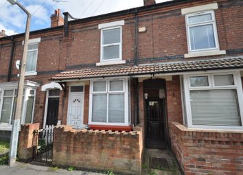 Thumbnail 2 bed terraced house to rent in Wyggeston Street, Burton-On-Trent