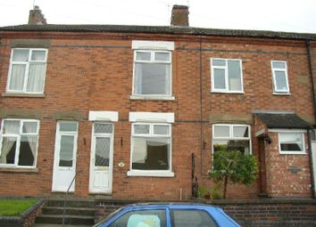 Thumbnail 2 bed end terrace house to rent in Princess Street, Narborough, Leicester
