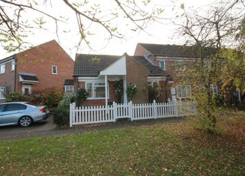 Thumbnail 3 bed bungalow to rent in Cob Place, Godmanchester