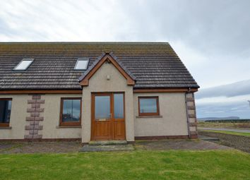 Thumbnail 3 bed semi-detached house for sale in 2 Castle Gardens, Mey