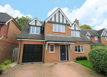 Thumbnail 5 bed detached house for sale in Birch Tree Gardens, Felbridge, East Grinstead