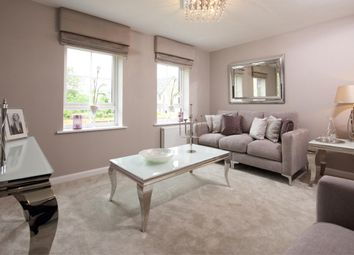 "Thumbnail 3 bed semi-detached house for sale in ""Cannington"" at Locksbridge Road, Picket Piece, Andover"