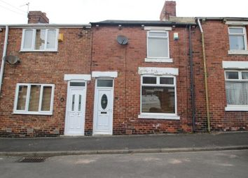 Thumbnail 2 bed terraced house for sale in Lumley Street, Houghton Le Spring, Tyne And Wear