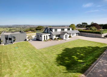 Thumbnail 8 bed detached house for sale in Church Hill, Pinhoe, Exeter, Devon