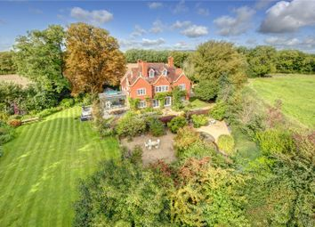 Thumbnail 6 bed detached house for sale in Ruscombe, Reading, Berkshire
