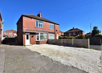 Thumbnail 2 bed semi-detached house for sale in Queens Gardens, Wombwell, Barnsley
