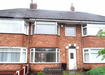 Thumbnail 3 bed terraced house to rent in Crofton Ave, Blackpool