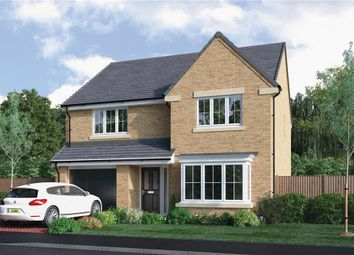 """Thumbnail 4 bed detached house for sale in """"The Chadwick"""" at Choppington Road, Bedlington"""