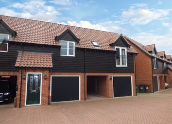 Thumbnail 1 bed flat for sale in Nelson Close, Poringland